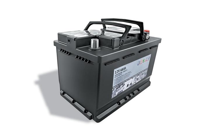Baterie Skoda